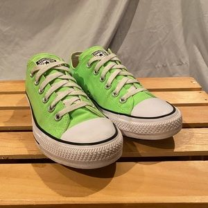 Converse All Star Low Sneakers Mens 6 Womens 8